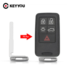 Key-Blade Car-Key-Cover Volvo-Accessories KEYYOU Volvo Xc60 Case for XC90 S80 S60 S40