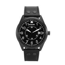 Men's Watch Leather Strap