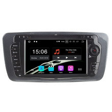 Android 9.0 Car DVD Auto Radio Stereo 6 Core 4GB RAM 64GB ROM Car MP5 Multimedia Video Player GPS for Seat ibiza 2009 2010-2013(China)
