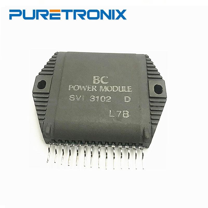SVI3102D Stereo Power Amplifier