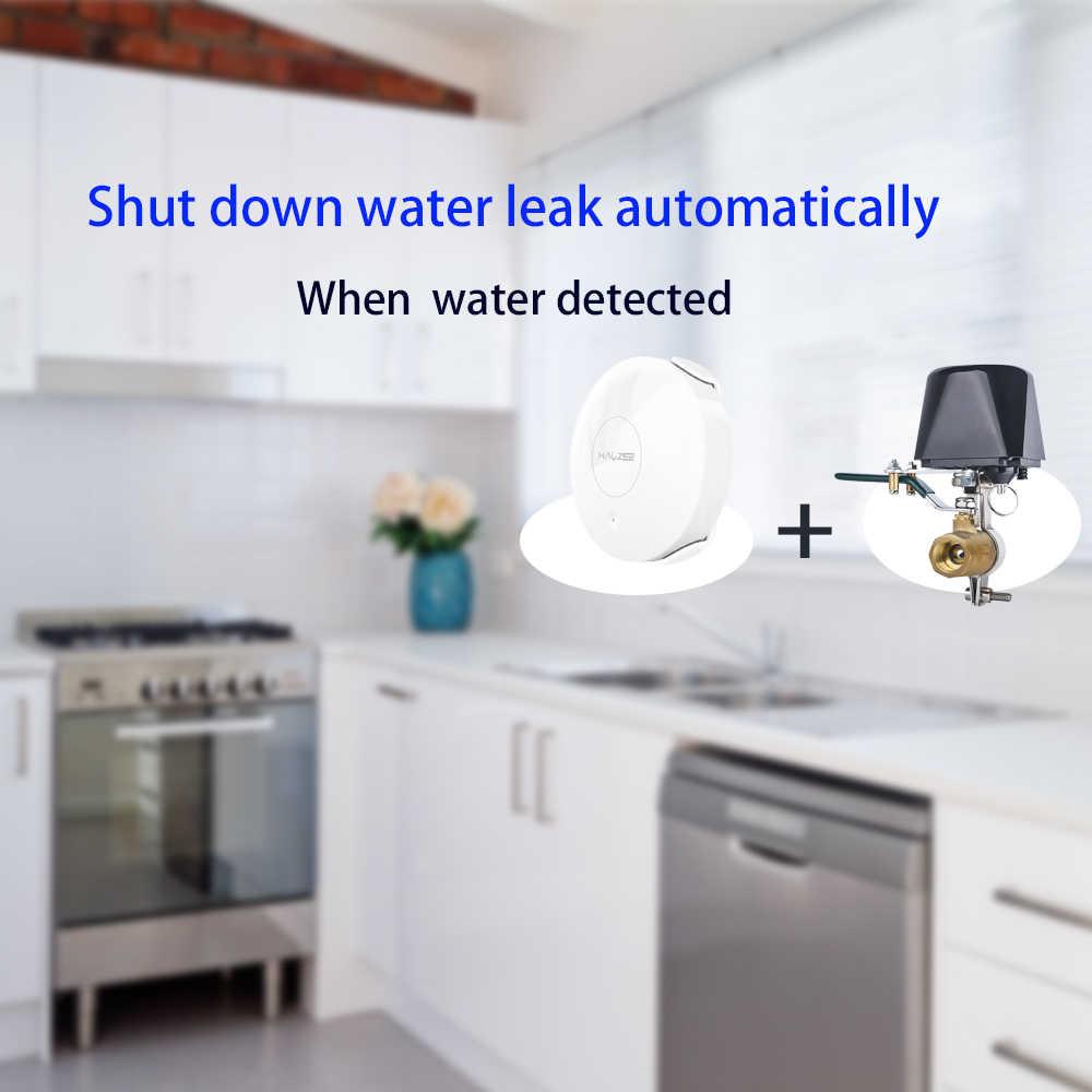 TUYA WiFiสมาร์ทแก๊ส/วาล์วTuyaวาล์วSmart Home Automationควบคุมวาล์วสำหรับแก๊สทำงานร่วมกับAlexa Google Assistant