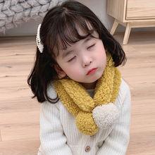 Зимний шарф mcmo высококачественный Детский в Корейском стиле
