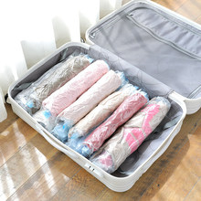 Travel Cosmetic Bag Accessories Clothing Vacuum Bags For Storing Clothes For Travel Suitcases Kit Goods Set