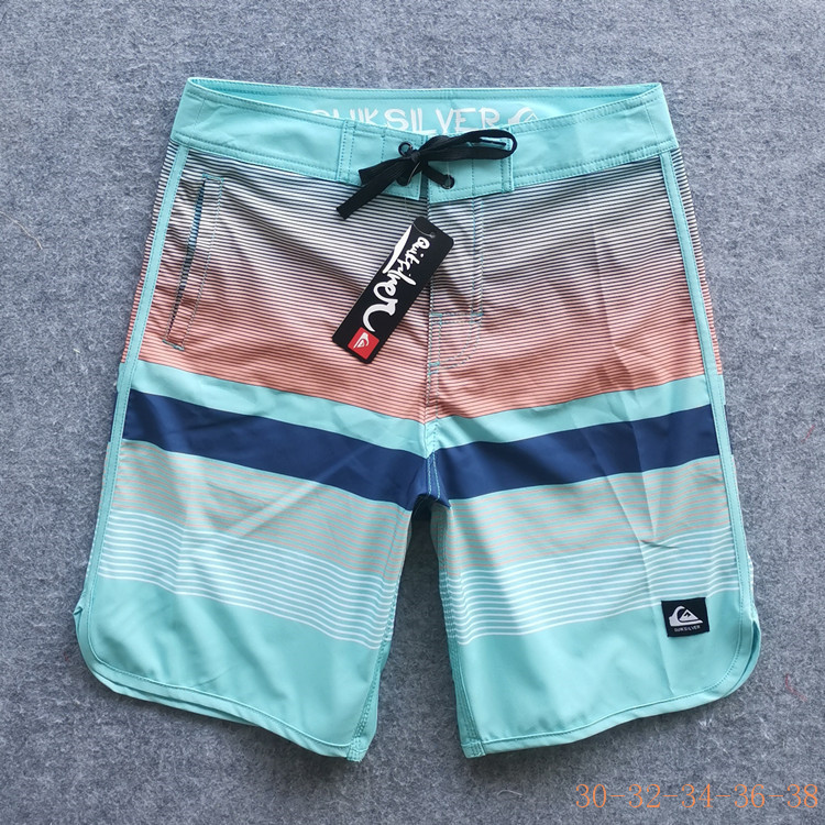 Quiksilver Beach Western Style Men's Sports Surfing Quick-Dry Spandex Viscose Short Shorts