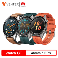 Huawei Watch GT Smart Watch Support GPS 14 Days Battery Life 5 ATM water proof Phone Call Heart Rate Tracker For Android iOS