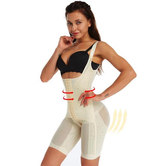 Slimming Underwear Waist Trainer Shapewear bodysuit Women Lingerie Body Shaper Corrective Underwear Magnet Loss Weight  corset
