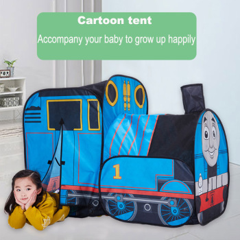 Thomas children's tent party props training children's toys storage separate small space environmentally friendly
