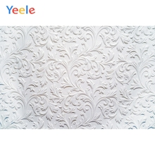 цена на Yeele Gray Old Vintage Flower Pattern Wall Party Home Decor Baby Photo Backdrops Photography Background Photo Studio Photophone
