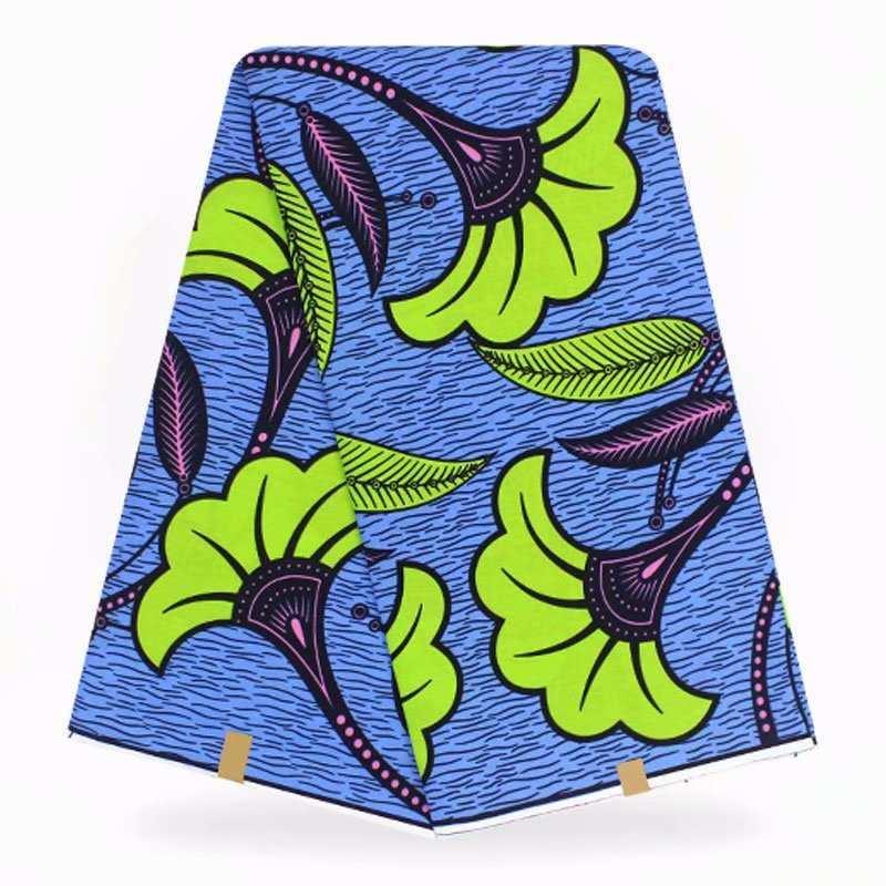 africano têxtil 100% algodão cera impressão tecido