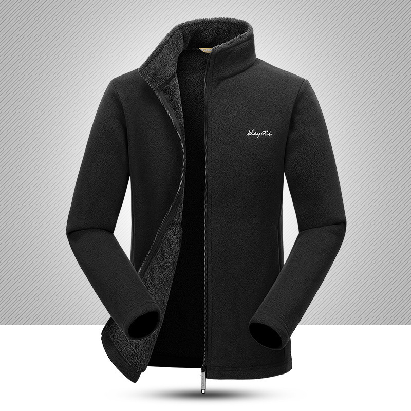 Men/'s Warm Zip Fleece Vest Jacket Outdoor Climbing Hiking Waistcoat Plus Size WL