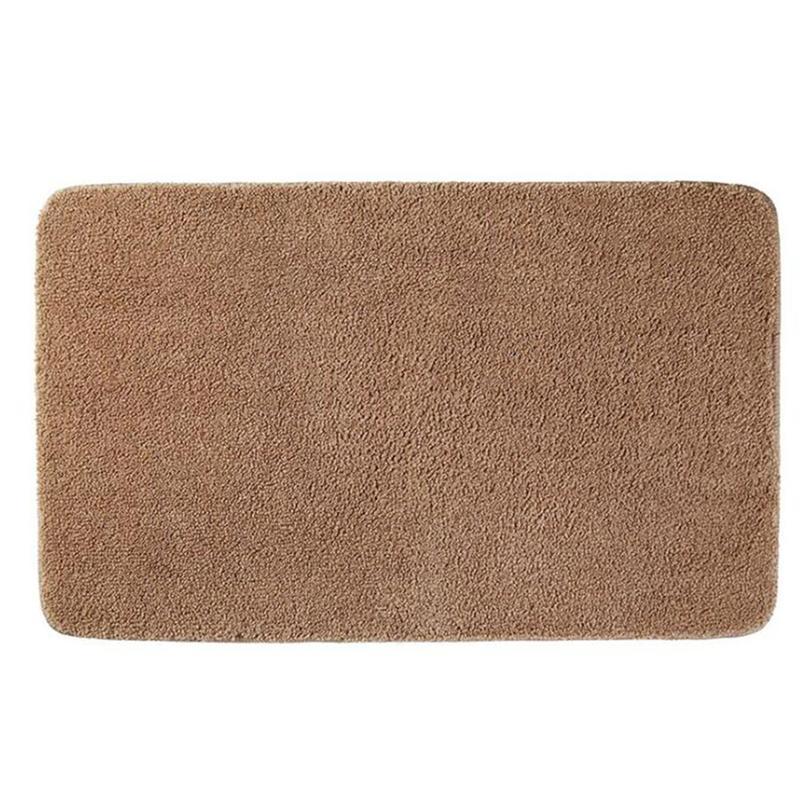 WINOMO 1 PC tapis de porte antidérapant tapis de sol tapis Shaggy absorbant belle porte tapis de sol tapis tapis pour cuisine chambre