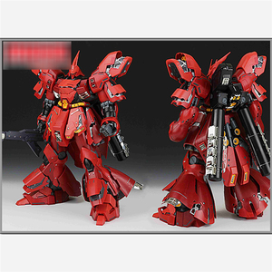 Image 1 - Voor Gundam Model Detail up Foto Etch Onderdelen Set voor Bandai MG 1/100 Sazabi ver ka Gundam Model Versieren Accessoires