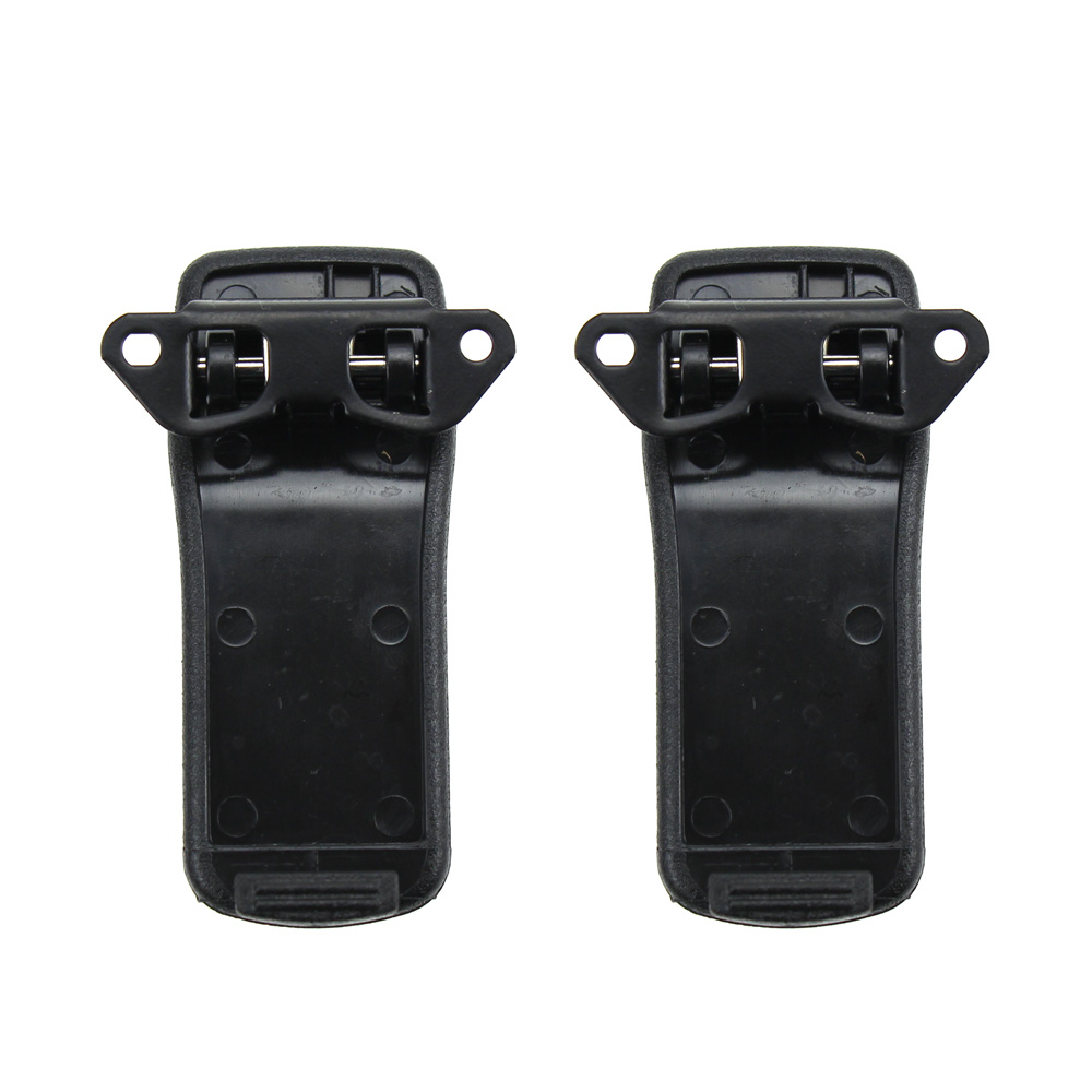 2X BP-227 Battery Belt Clip For  ICOM IC-V85 Two Way Radio