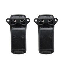 2X BP-227 Battery Belt clip for  ICOM IC-V85 Two Way Radio