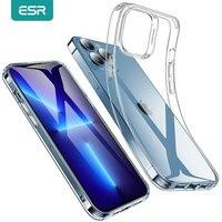 ESR-funda transparente para iPhone 13 Pro Max, funda de silicona suave ultrafina para iPhone 12 Pro Max