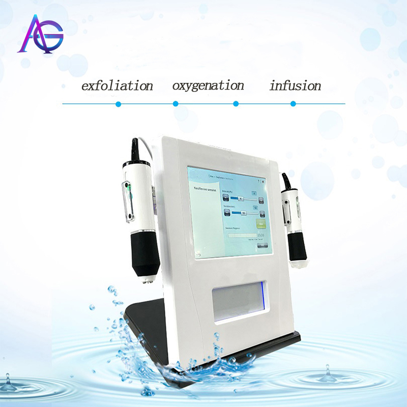 3 In One Multifunctional Facial Beauty Machine Bubble Machine For Skin Mouisture And Skin Rejuvenation