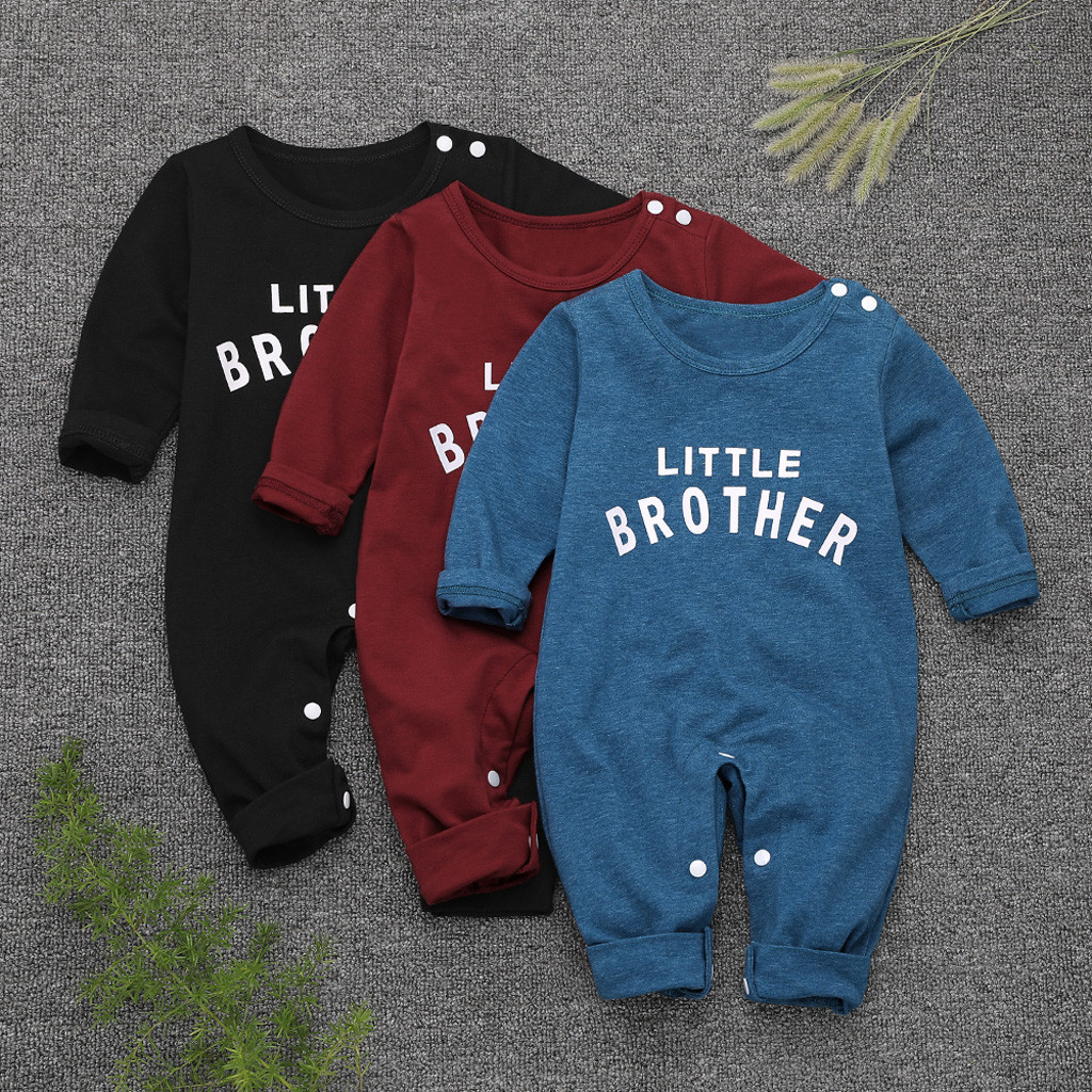 Winter warm baby clothes Newborn Infant  Girl Letter