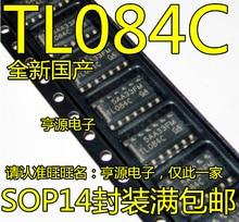 10 шт. TL084 TL084C TL084CDT TL084CDR SOP14