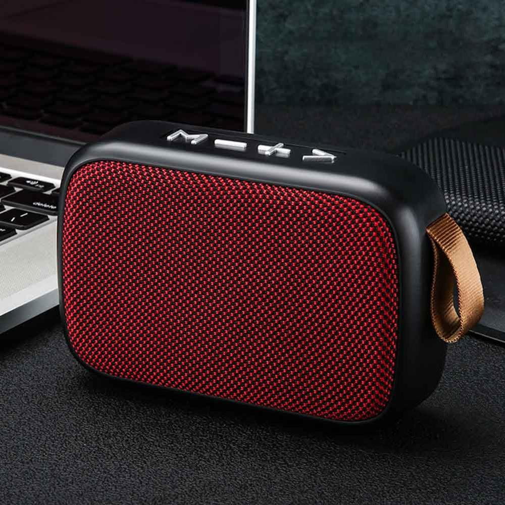 Mini Portable Laptop Loudspeaker Home Surround FM