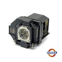 Lampe de projecteur ELPLP96 pour EPSON EB 108/EB 2042/EB 2142W/EB 2247U/EB 960W/EB 970/EB 980W/EB S05/EB S39/EB S41/EB U05/EB U42/W05
