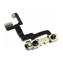 Small Front Camera Moudle for iPhone X XR XS 11 Pro Max Flex Cable Face Camera Replacement without Face ID