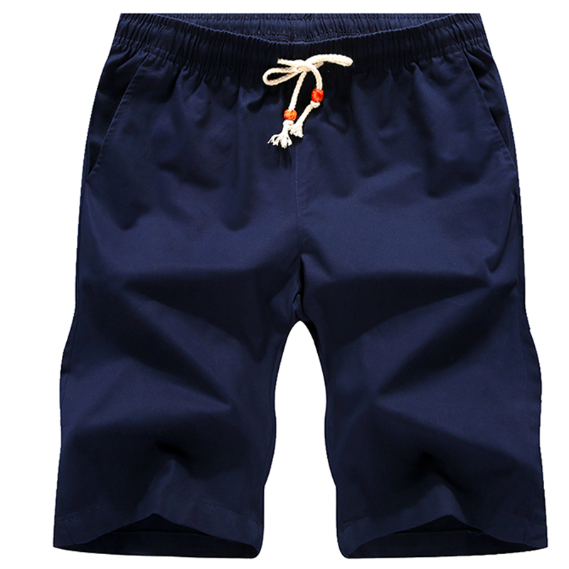 Masculino Casual Shorts Men New Summer Fashion Cotton Breathable Male Brand Clothing Shorts Homme Bermuda Trousers Big Size 5XL