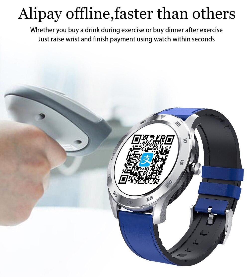 smartwatch ip68 à prova dip68 água múltipla esporte relógio