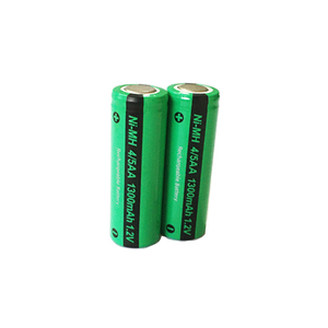 Image 3 - 10pcs/lot PKCELL New 1.2V 4/5AA 1300mAh Ni Mh 4/5 AA NiMh Rechargeable Battery Flat Top Industrial Batteries