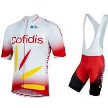 2020 Cofidis Bike Team Maillot Ciclismo men's Summer cycling jersey Set MTB clothing jacket bike tops wear kit ropa hombre l39ion 2020 pro team summer men cycling jersey ropa de hombre bike clothing divise ciclismo bicycle mtb shirt maillot kit