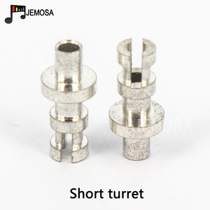 Image 4 - DIY Turret lug Project Audio Strip Tag Board Turret Board Terminal Lug For Tube Amplifier DIY Copper Plated Tin Slotted Turret