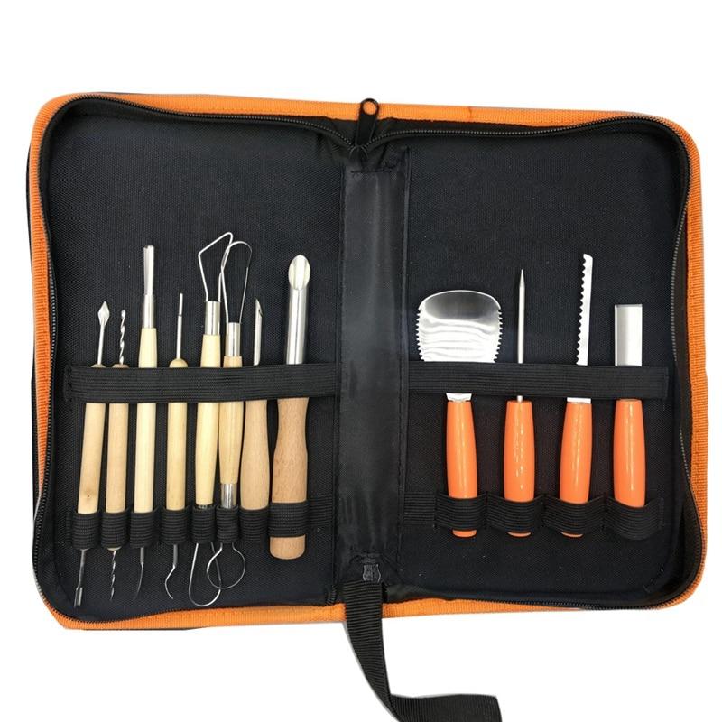Halloween Pumpkin Carving Tools, Diy Pumpkin Carving Tools, Pumpkin Carving Set (12 Pieces)