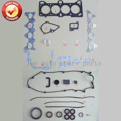 Kompletny kompletny zestaw uszczelek silnika G4ED dla Hyundai Accent/Kia Pride/Cerato 1.6L 1599cc 2004-20910-26K00 50283300 FS2187
