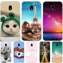 For Samsung Galaxy J3 2017 Case Silicone Ultra Thin Animal Cover For Samsung J3 2017 J330 J330F Phone Cases For Samsung J3 2017 смартфон samsung galaxy j3 2017 золотистый