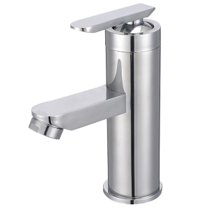 Chrome Single Handle Sink Cold