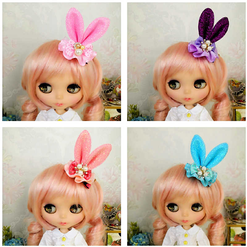 Cute Headband for 1//6 Blythe Pulip Dolls Hair Accessories Head Band for 29cm  cl