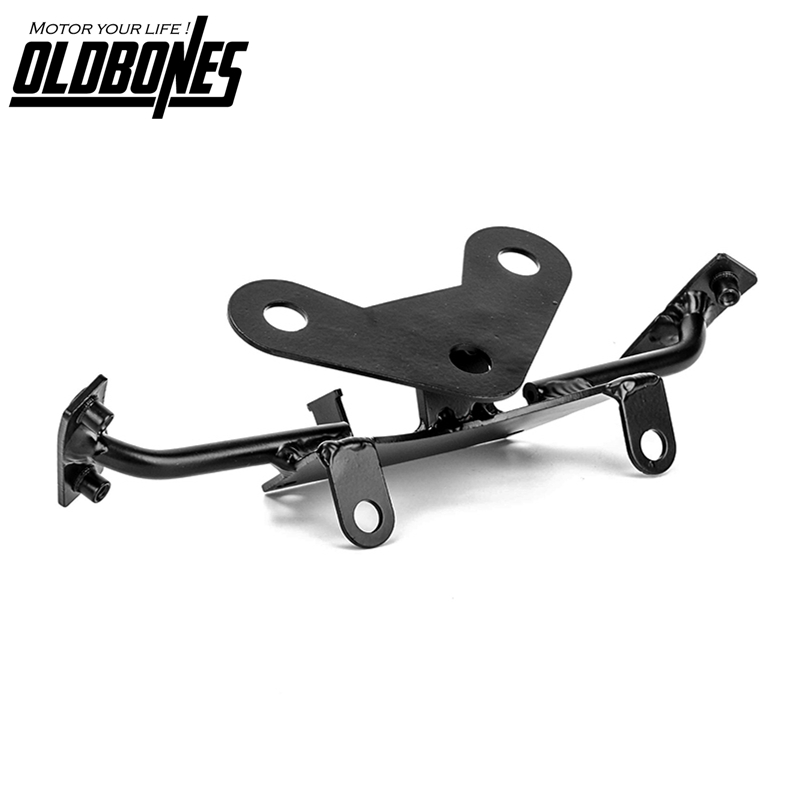 For KAWASAKI ZX6R Racing Fairing Bracket Upper Front Headlight Holder Stay 2013 2014 2015 2016 Motorcycle Accessories