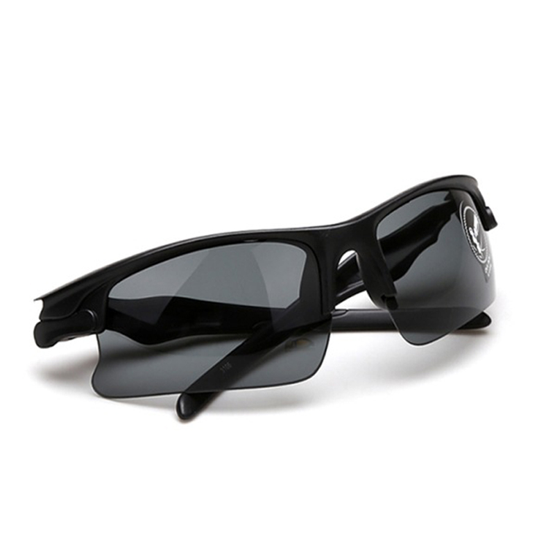 HOPQ Night View Sunglasses Motorcycle Glasses Night Vision Mirror Protect Your Eyes Anti-Sand