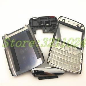 Image 2 - Good quality Original Full Complete Mobile Phone Housing Battery Cover For Nokia E71 +English Keypad +Logo