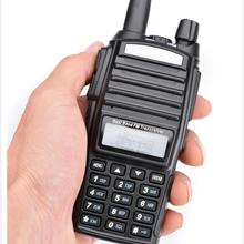 Low Price Baofeng UV-82 Walkie Talkie 5W Dual Band Display  Pofung UV82 Two Way Radio Interphone