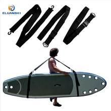 Regulowana deska surfingowa ramię Carry Sling Stand Up Paddleboard Strap deska Sup surfingowe płetwy paddle wakeboard surfing kajak Unisex
