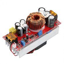 Módulo de fuente de alimentación de corriente continua de alta corriente, potenciador eléctrico, 1800W, 35 40A, 30A, DC DC, venta al por mayor y envío directo