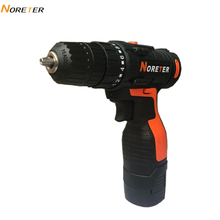 16.8V Cordless Drill Handheld Electric Screwdriver Home DIY Multifunction Mini Wireless Power Driver DC Lithium-Ion Battery