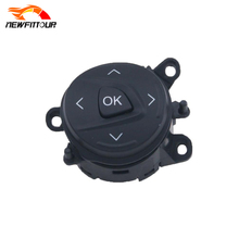 For Ford Focus 2012-2016 AM5T-14K147-AA Wheel Controls Switches Steering Wheel Radio Control Button Switch