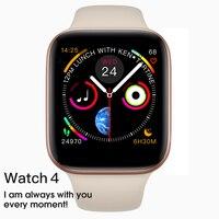 IWO8/W54 OGEDA Top Brand Luxury Men Watch Series 4 Waterproof Fashion Casul Sport Digital Stop Watch Rubber Strap Clock 2019 New
