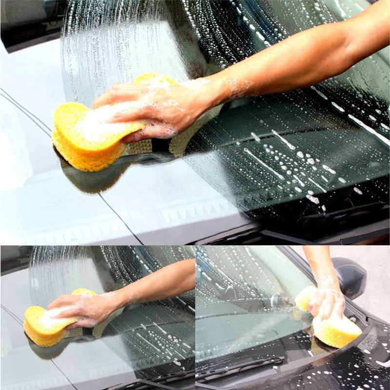 2pcs Universal Car Window Shampoo Wasmachine Geconcentreerd Cleaning Tools Glas Wassen Poeder Auto Voorruit Cleaner Car Accessoires