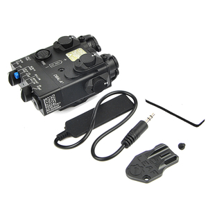 Image 5 - PEQ 15A DBAL A2 láser de doble haz, iluminador de luz LED blanca roja y IR, con interruptor de caja de batería remota