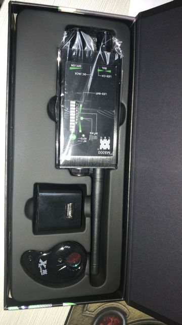 Bug Spy GPS Tracker Finder 2