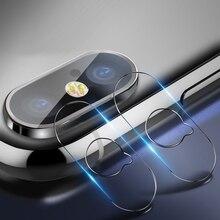 2 шт. для iPhone 11 pro xs Max объектив камеры Защитное стекло для задней панели для Apple iPhone X XS MAX XR 7 8 plus Защитное стекло для экрана
