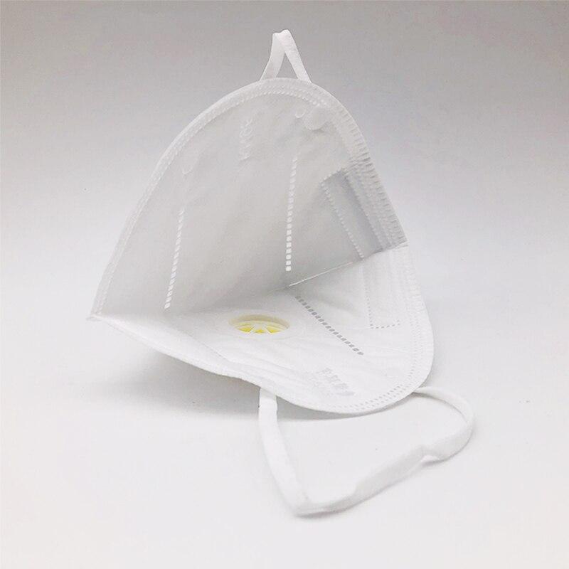[10PCS] Unisex KN95 Disposable Face N95 KF94 Mask Anti Coronavirus Mouth Cover Facial Dust Pm2.5 Ffp3 Fpp2 Respirator Face Masks 4