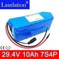 24v batterie 24V 10Ah vélo électrique Lithium Ion batterie 29.4V 10000mAh 15A BMS 250W 350W 18650 batterie Pack vélo électrique